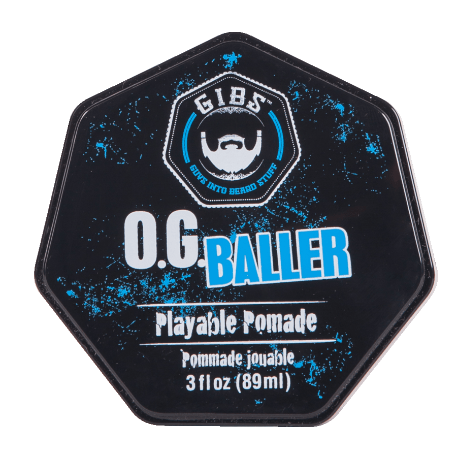 O.G. Baller Playable Pomade by GIBS
